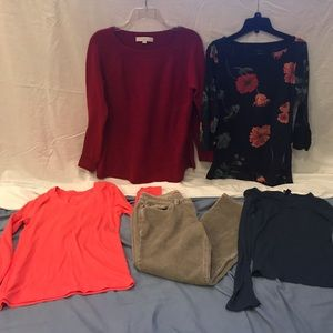 Women's bundle of clothes for one price